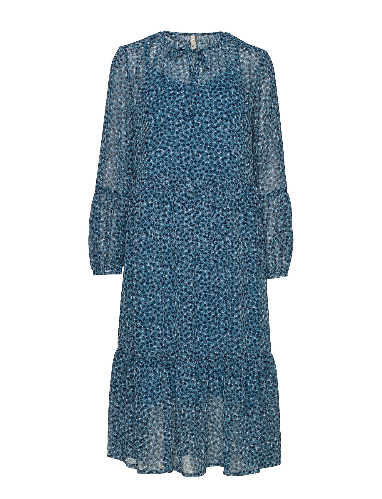 Pulz Jeans PZMICHELLE Dress - POSEIDON DOT