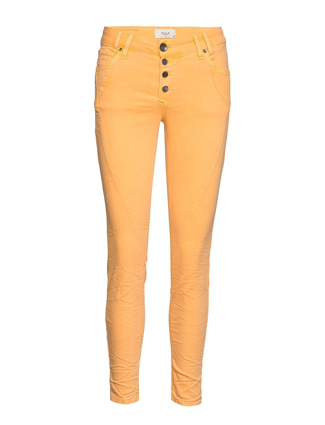 Pulz Jeans PZROSITA PANT - ARTISAN'S GOLD
