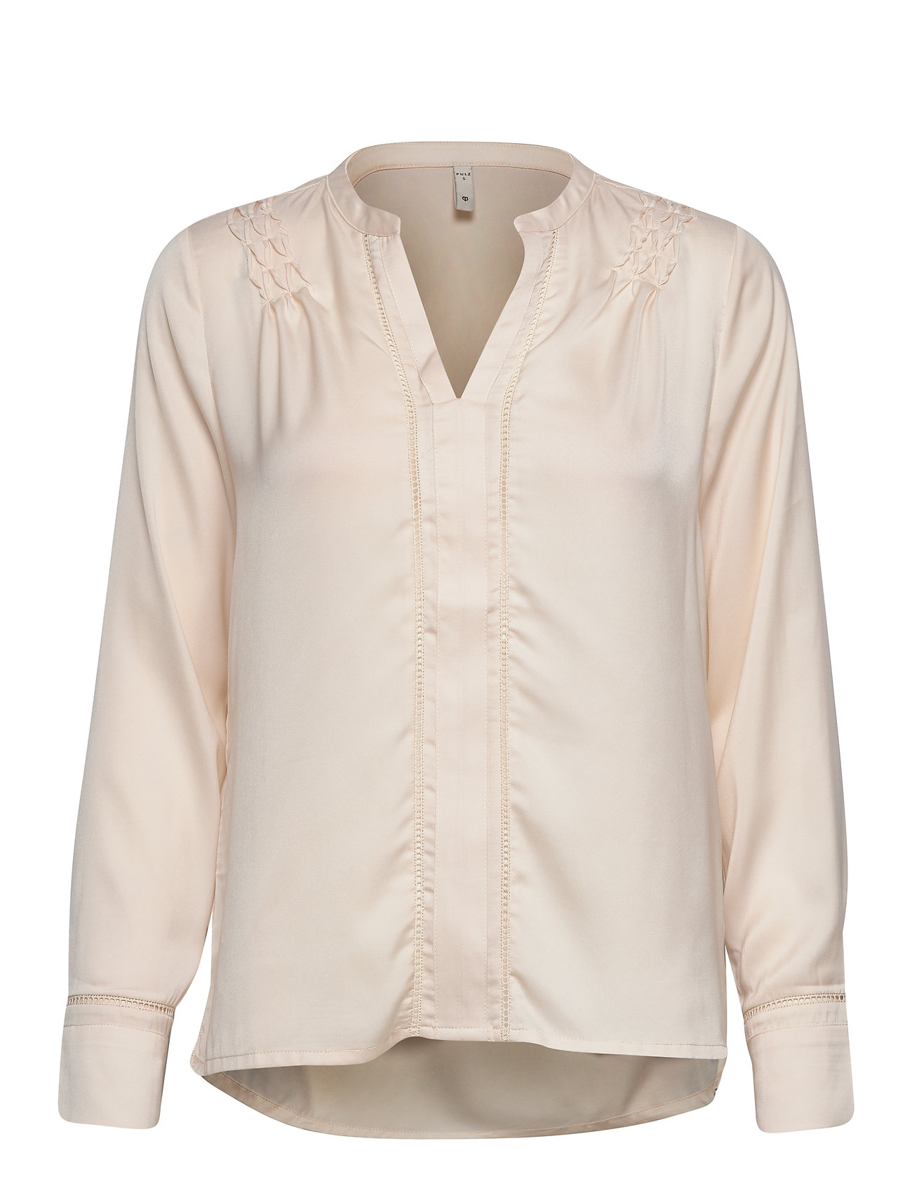 Pulz Jeans PZHATTIE Blouse - PEARLED IVORY
