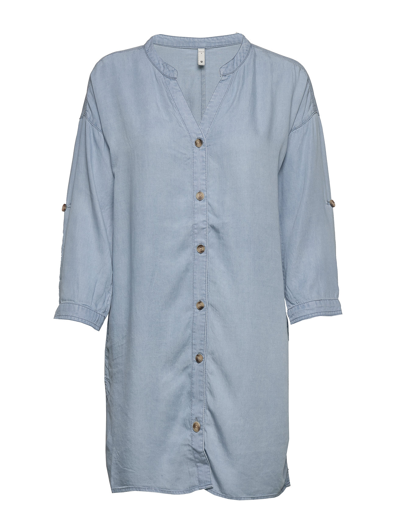 Image of Pzdonatella Shirt Tunika Blå Pulz Jeans (3406307783)