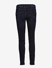 Pulz Jeans - Rosita Reg. Waist Ankle - skinny jeans - dark blue denim - 1
