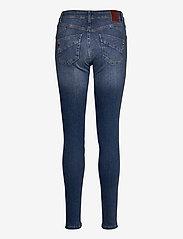 Pulz Jeans - PZEMMA Highwaist Skinny - skinny jeans - medium blue denim - 1