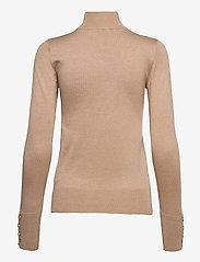 Pulz Jeans - PZSARA Pullover - turtlenecks - tannin melange - 1