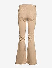 Pulz Jeans - PZRITA Pant - schlaghosen - tannin - 1