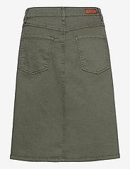 Pulz Jeans - PZDITTE Skirt - denimnederdele - beetle - 1