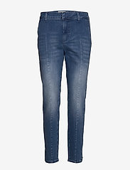 Pulz Jeans - PZCLARA Jeans - slim jeans - medium blue denim - 0