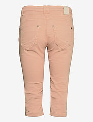 Pulz Jeans - PZROSITA Pants - pantalons capri - mahogany rose - 1