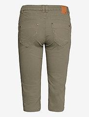 Pulz Jeans - PZROSITA Pants - capri bukser - vetiver - 1