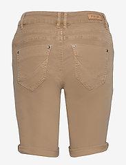 Pulz Jeans - PZROSITA Shorts - denimshorts - tannin - 1