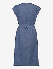 Pulz Jeans - PZTINKA Dress - jeansowe sukienki - medium blue denim - 1