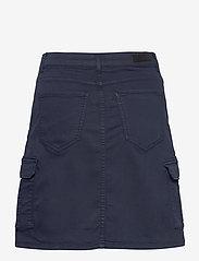 Pulz Jeans - PZKAROLINA Skirt - korte nederdele - dark sapphire - 1