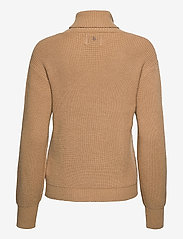 Pulz Jeans - PZRUDY Pullover - rullekraver - tannin - 1