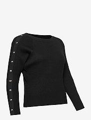 Pulz Jeans - PZSARA Pullover - trøjer - black beauty - 3