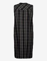 Pulz Jeans - PZLORIN Waistcoat Premium Quality - knitted vests - dark grey melange - 1