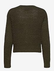 Pulz Jeans - PZIRIS Cardigan PREMIUM - cardigans - wren melange - 1
