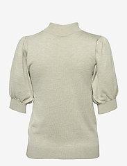 Pulz Jeans - PZSARA Pullover - strikkede toppe - desert sage melange - 1