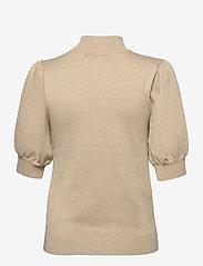 Pulz Jeans - PZSARA Pullover - gebreide t-shirts - irish cream melange - 1
