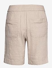 Pulz Jeans - PZLUCA Shorts PREMIUM - bermudas - sandshell melange - 1