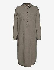 Pulz Jeans - PZLUCA Dress - hverdagskjoler - vetiver - 0