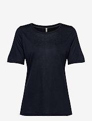 PZCARLA T-shirt - DARK SAPPHIRE