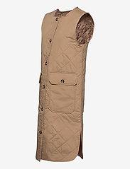 Pulz Jeans - PZELINA Waistcoat - lette frakker - tannin - 2