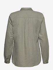 Pulz Jeans - PZANITA Shirt - langærmede skjorter - vetiver - 1