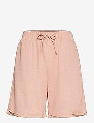 Pulz Jeans - PZAMELIA Shorts MIX&MATCH - casual shorts - mahogany rose - 0