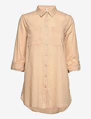 Pulz Jeans - PZSAVANNAH Shirt - langærmede skjorter - irish cream - 2