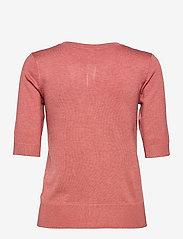 Pulz Jeans - PZSARA Cardigan - cardigans - dusty rose melange - 1