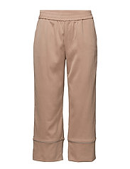 Gloria Pant Ankle length - TAN