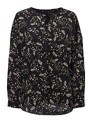 Noga blouse - ULTRA MARINE