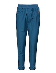 Samantha Loose Pant - RIVER BLUE