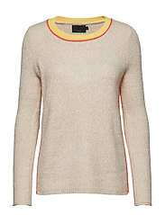 Lisbeth L/S Pullover - PEARL RIVER