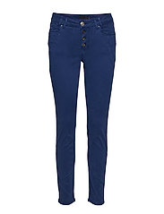 Rosario skinny Pant Ankle Length - TWILIGHT BLUE