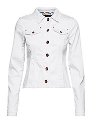 PzSuvi Jacket - OPTICAL WHITE