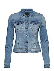 Sira Denim Jacket - LIGHT BLUE DENIM