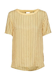 Esther S/S Blouse - SUNDANCE