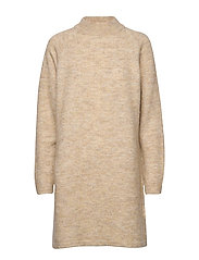 PZROSEMARY L/S Dress - BEACH SAND