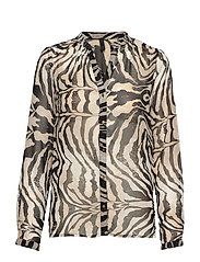 PZMANJA L/S Shirt - SOFT CREAM