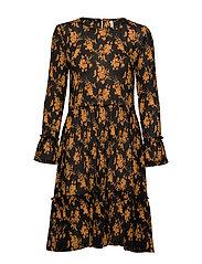 PZFAIRY Dress - BLACK