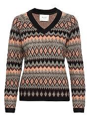 PZCORA Pullover - BLACK