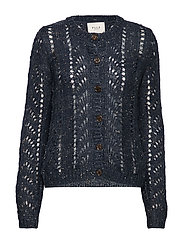 PZADELE Cardigan - MIDNIGHT NAVY