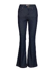 PZLIVA Jeans - DARK BLUE DENIM
