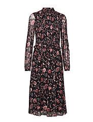 PZJESSICA Dress - MIDNIGHT NAVY