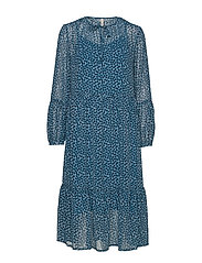 PZMICHELLE Dress - POSEIDON DOT