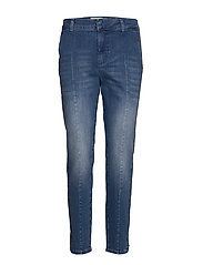 PZCLARA Jeans - MEDIUM BLUE DENIM