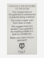 Pulz Jeans - PZKAROLINA Skirt - korte nederdele - dark sapphire - 2