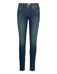 PZANNA Jeans - DARK BLUE DENIM