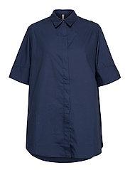PZWILLO Shirt - DARK SAPPHIRE