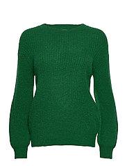 PZASTRID Pullover - JOLLY GREEN MELANGE